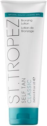 St. Tropez Tanning Essentials Self Tan Classic Bronzing Lotion