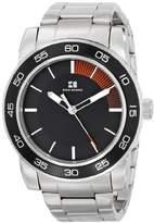 HUGO BOSS BOSS Orange Men's 1512859 Canon Ball Analog Display Quartz Silver Watch