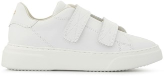Philippe Model Paris touch-strap low-top sneakers
