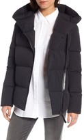 Mackage Women's Tamia-N Asymmetrcial Zip Down Coat