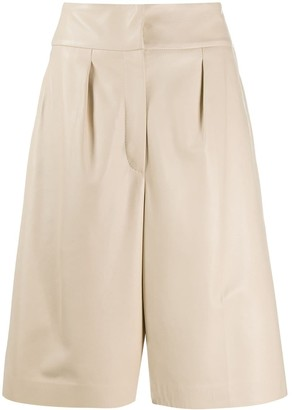 Brunello Cucinelli Knee Length Tailored Shorts