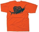 Costa del Mar 1983 Sailfish Shortsleeve T-Shirt (, XXL)