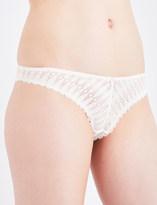 Heidi Klum Intimates Dreamtime lace thong