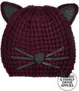 Karl Lagerfeld Choupette Luxury Beanie Hat