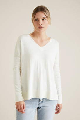 Seed Heritage V Neck Sweater