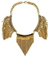 Fallon Liquid Fringe Necklace