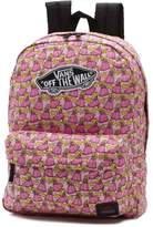 Vans Nintendo Princess Peach Backpack - Pink