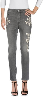 Ermanno Scervino ERMANNO DI Denim pants - Item 42670111AS