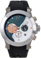Mulco Women's MW3-16061-021 Windrock Black Silicone Strap Watch