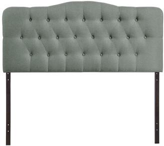 Modway Annabel Queen Upholstered Fabric Headboard