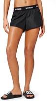 Ivy Park Women's Logo Elastic Waist Running Shorts
