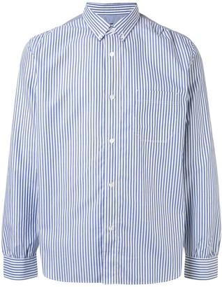 Junya Watanabe Striped Long -Sleeve Shirt