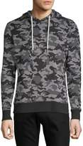 Sovereign Code Men's Camouflage Cotton Hoodie