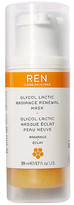 Ren Skincare Radiance Glycol Lactic Radiance Renewal Mask.