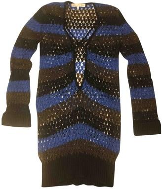 Veronique Branquinho Blue Wool Knitwear
