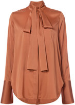 Ellery pussy bow blouse