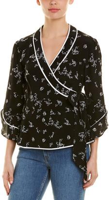 Nanette Lepore Silk Blouse