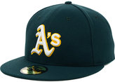 New Era Oakland Athletics MLB Authentic Collection 59FIFTY Cap