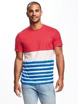 Old Navy Soft-Washed Americana Crew-Neck Tee for Men