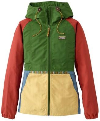 L.L. Bean Women's Mountain Classic Jacket, Multi-Color