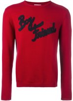 Sun 68 'Boy Friend' jumper - men - Wool/Cotton - L