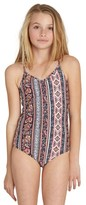 Billabong Girl's Rosa Moon One-Piece Swimsuit