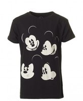Little Eleven Paris Mickou Mickey Mouse Profile T-shirt