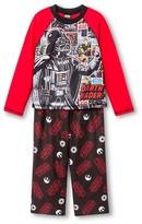 Star Wars Boys' Darth Vader Long Sleeve 2-Piece Pajama Set