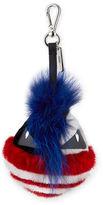 Fendi Punk Bag Bug Fur Charm for Bag or Briefcase