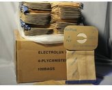 Electrolux 100 4 Ply Canister Vacuum Sweeper Bags