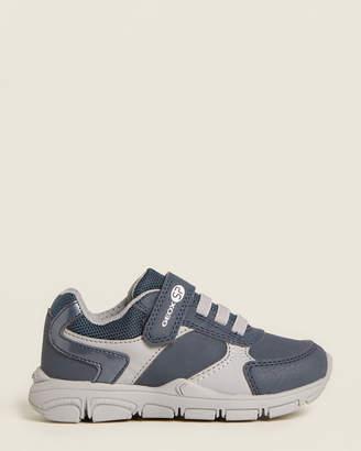 Geox Toddler Boys) Navy & Grey Torque Running Sneakers