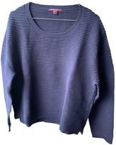 Princesse Tam-Tam Navy Cotton Knitwear for Women