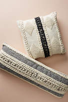 Anthropologie Braided Bauble Pillow