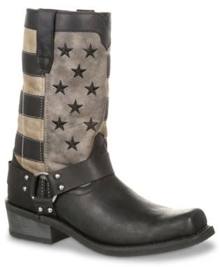 Durango Faded Flag Cowboy Boot