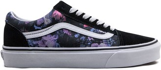 Vans Old Skool Warped Floral sneakers