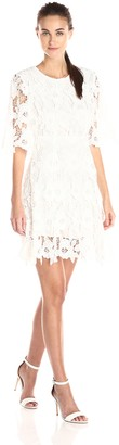 Ark & Co Women's All Over Lace Dress