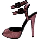 Gucci Pink Sandals