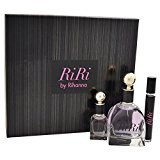 Rihanna Riri for Women Gift Set, 3 Count
