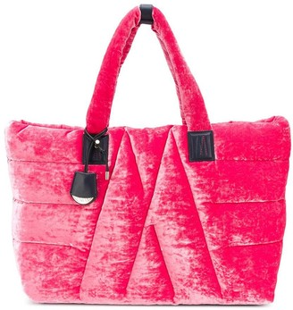 Moncler Quilted Large Tote Bag