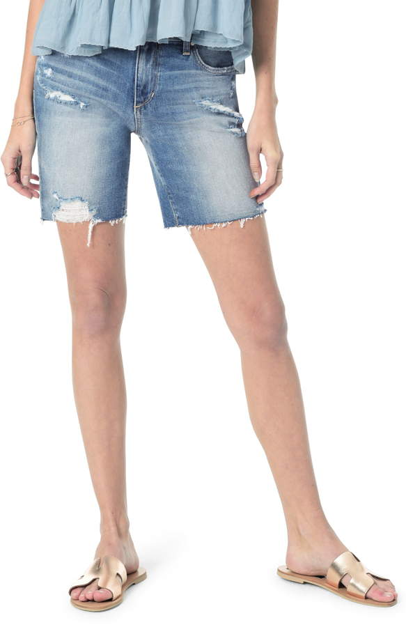 Joe's Jeans Cutoff Bermuda Shorts