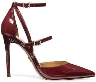 MICHAEL Michael Kors Cardi Patent Leather d'Orsay Pumps
