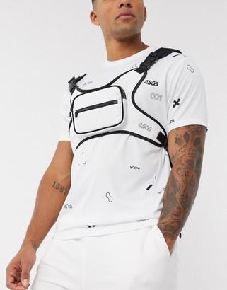 Asos Design ASOS 4505 chest harness bag