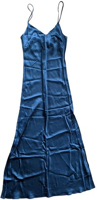 Etudes Studio Blue Viscose Dresses