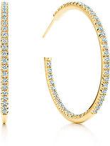 Tiffany Metro:Hoop Earrings