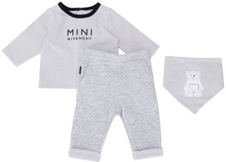 Givenchy Kids Logo Two-Piece Set