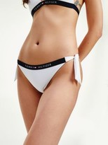 Tommy Hilfiger Side-Tie Recycled Polyester Bikini Bottoms