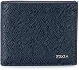 Furla logo billfold wallet