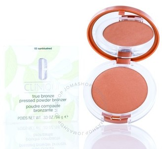 Clinique / True Bronze Pressed Powder Bronzer Sunblushed .33 oz