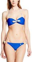 Little Marcel Women's swimsuit top - Blue -