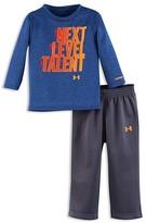 Under Armour Boys' Next Level Talent Tee & Mesh Pants Set - Sizes 2-4